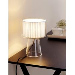 Lampa stołowa Mercer Mini biała