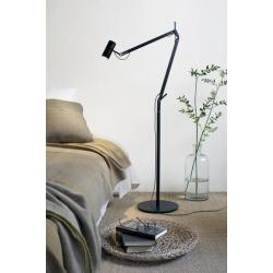 Podstawa podłogowa do lamp Polo czarna