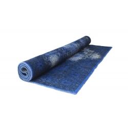 Dywan barwiony niebieski, 180x280cm