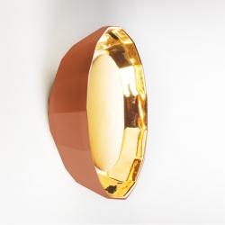 Lampa ścienna Scotch Club A 40 Terracotta-Gold