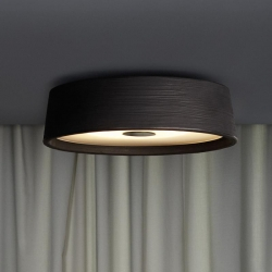 Lampa sufitowa Soho C 38 LED Black (dimmable)