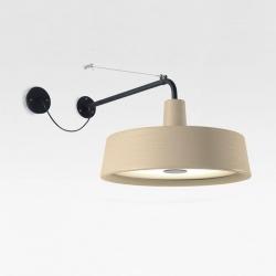 Lampa ścienna  Soho 38 A LED Sand