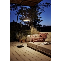 Lampa stojąca Soho 38 P LED Sky blue