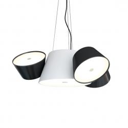 Abażur boczny do lamp Tam Tam Mini, 4, 6, P 3, A , A2 Black