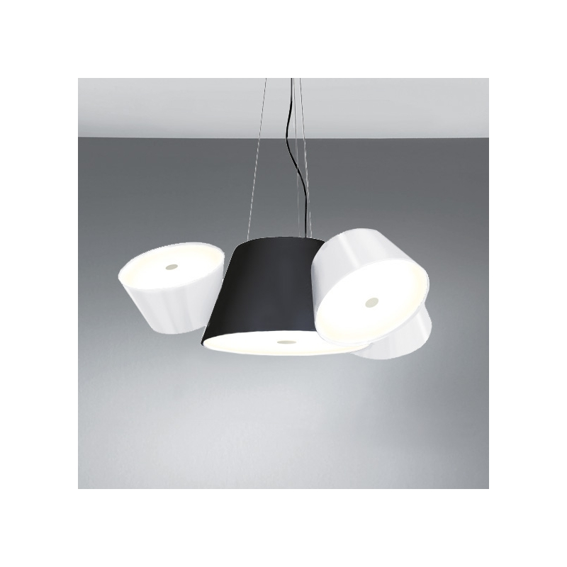 Abażur boczny do lamp Tam Tam Mini, 4, 6, P 3, A , A2 Off-white