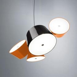Abażur boczny do lamp Tam Tam Mini, 4, 6, P 3, A , A2  Orange
