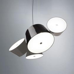 Abażur boczny do lamp Tam Tam Mini, 4, 6, P 3, A , A2 Brown Grey