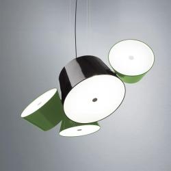 Abażur boczny do lamp Tam Tam Mini, 4, 6, P 3, A , A2 Green