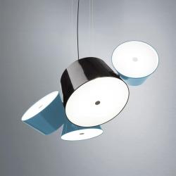 Abażur boczny do lamp Tam Tam Mini, 4, 6, P 3, A , A2 Blue