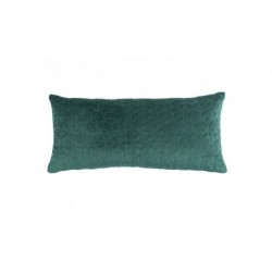 PILLOW IRIS DARK GREEN