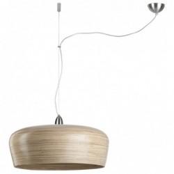 Lampa wisząca bambusowa...