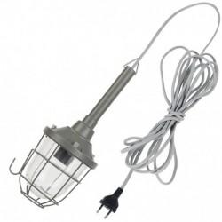 Lampa wisząca Leeds szara...