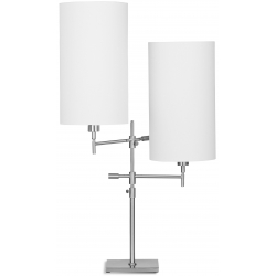 Lampa stołowa PARIS 25x45cm