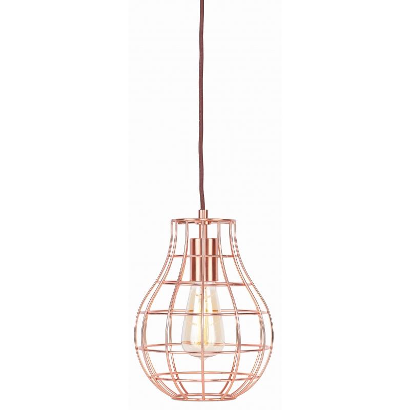 Lampa wisząca PITTSBURGH miedziana