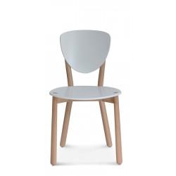Krzesło A-1702 jednokolorowe
