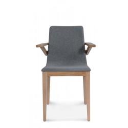 Fotel B-1621 dąb