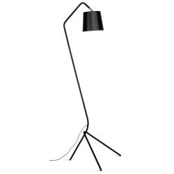 Lampa podłogowa BARCELONA, 3-nożny żelazny stelaż/53x57xh152cm, czarn