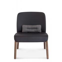 Fotel B-1620 dąb, dwukolorowy