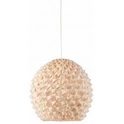 Lampa wisząca SAGANO bambus 44cm globe, naturalny