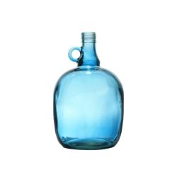 Karafka niebieska przydymiana 3L