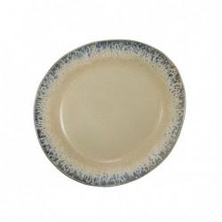 Talerz ceramiczny 70's: kora