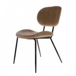 Krzesło do jadalni velvet...