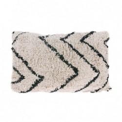 Poduszka bawełniana zigzag...