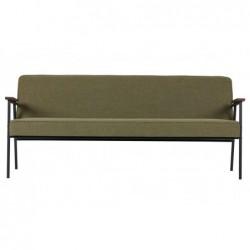 Sofa Elizabeth oliwkowa