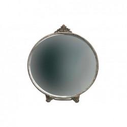 Lustro Posh okrągłe metalowe