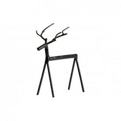 Dekoracja Rudolph czarny...