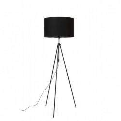 Lampa podłogowa LESLEY czarna