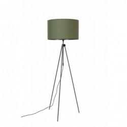 Lampa podłogowa LESLEY zielona