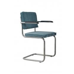 Fotel RIDGE RIB niebieski 12A