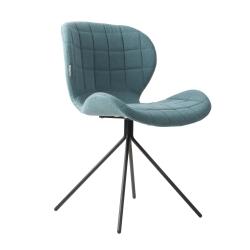 Krzesło OMG niebieskie