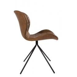 Krzesło OMG LL brązowe