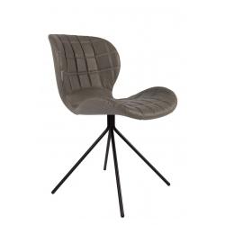 Krzesło OMG LL szare