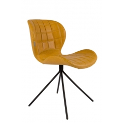 Krzesło OMG LL żółte