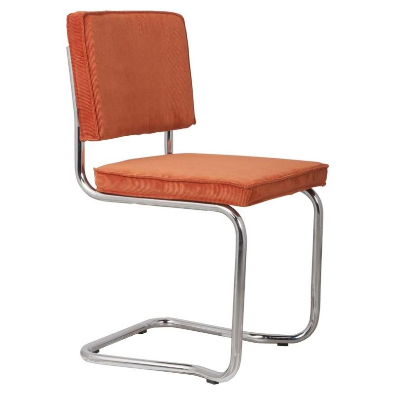 Krzesło RIDGE KINK RIB pomarańczowe 19A