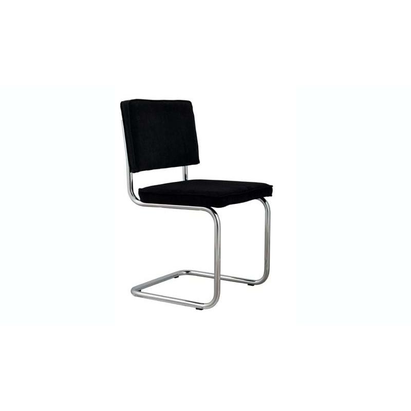 Krzesło RIDGE RIB czarne 7A