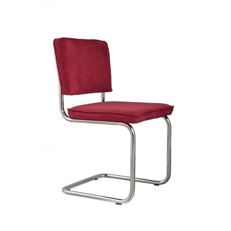 Krzesło RIDGE RIB czerwone 21A