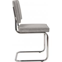Krzesło RIDGE RIB szare 32A