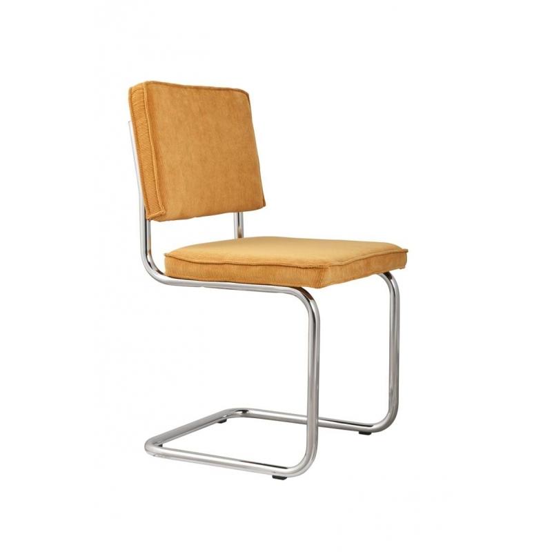 Krzesło RIDGE RIB żółte 24A