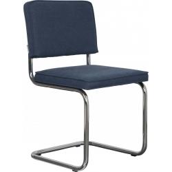 Krzesło RIDGE VINTAGE niebieskie