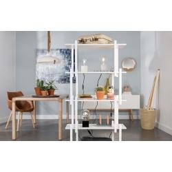 Lampa stołowa BOLCH miedziana