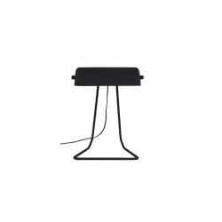 Lampa stołowa BROKER czarna