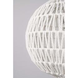 Lampa wisząca CABLE 40 biała