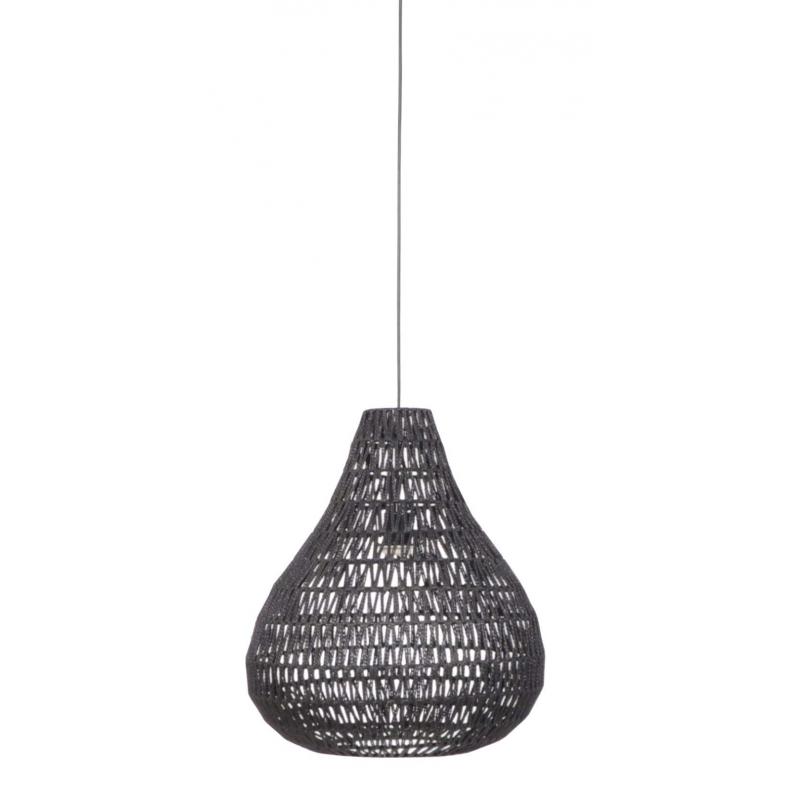 Lampa wisząca CABLE DROP czarna