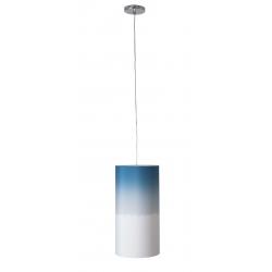 Lampa wisząca DIP DYE TALL niebieska