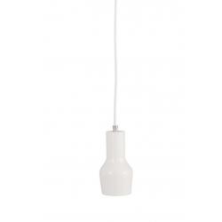 Lampa wisząca MORA S biała