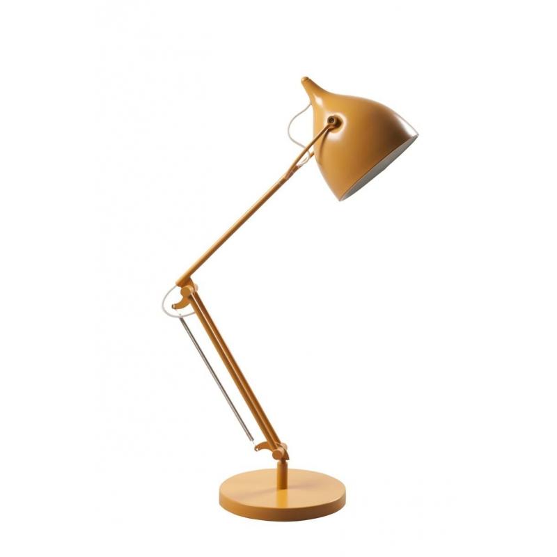 Lampka biurkowa READER MATT żółta